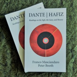 Book of essays about Dante and Hafiz written by Franco Masciandaro and Peter Booth, edited by Nicola Masciandaro